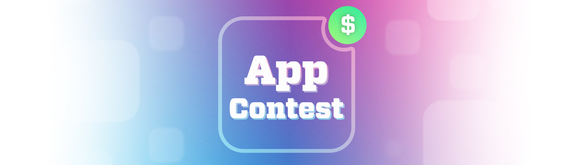 app contest 2018 graphic